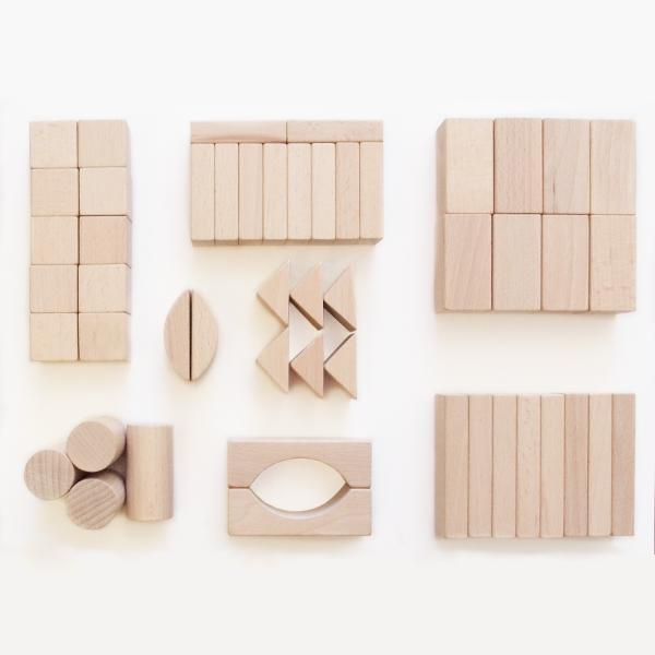 Holzbausteine
