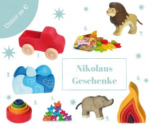 Nikolaus Geschenke